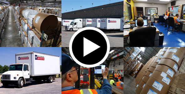 whitestar logistics video
